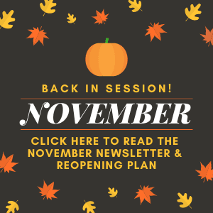 Preschool November Newsletter Icon