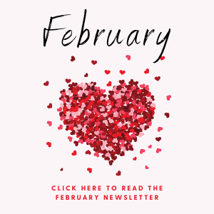 Preschool February Newsletter Icon